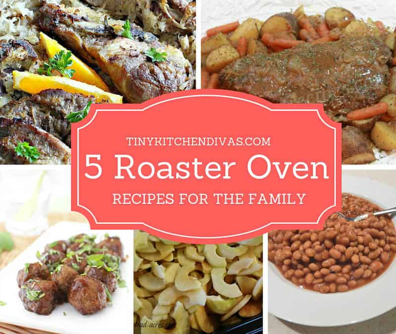 5 Delicious Roaster Oven Recipes To Satisfy The Family