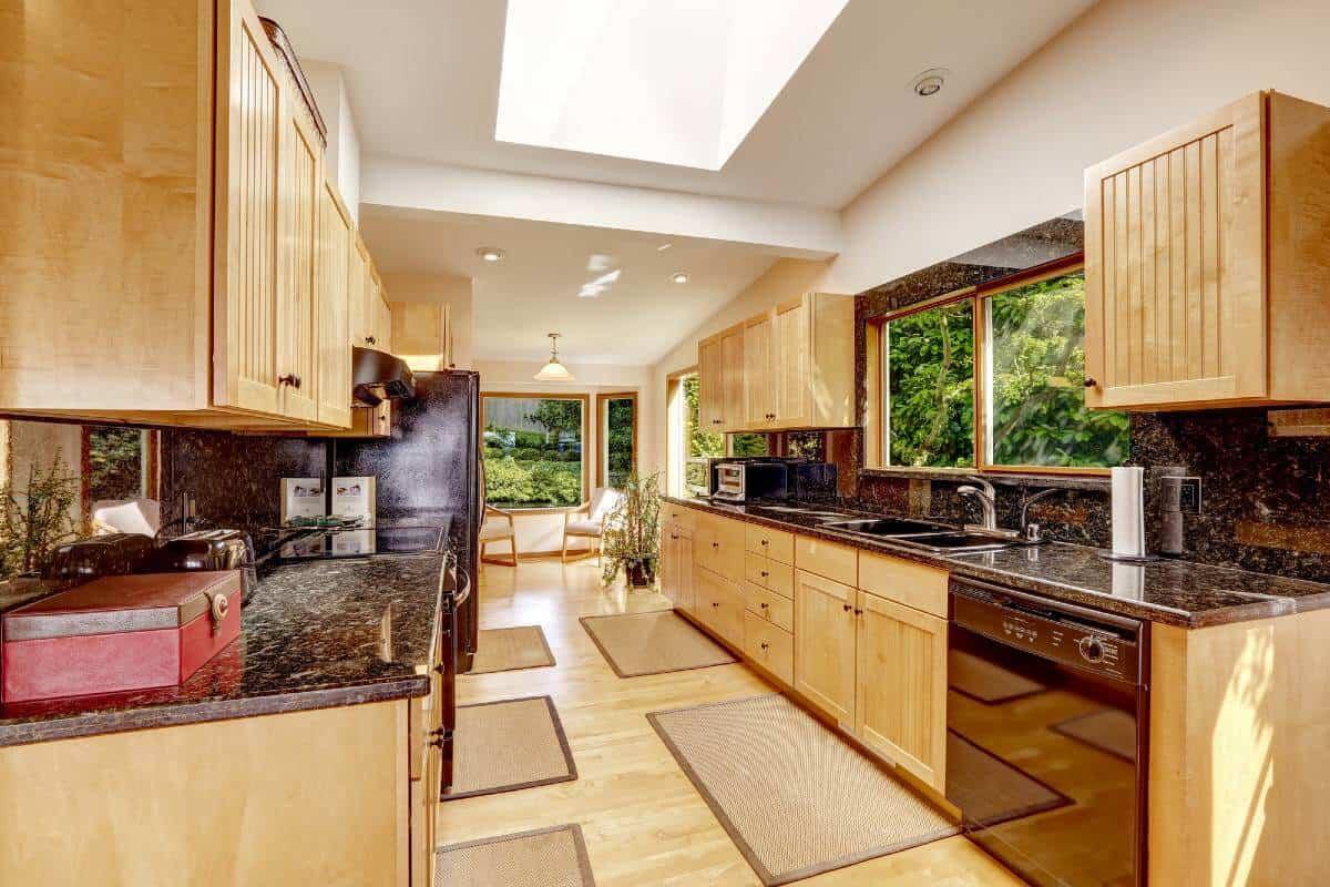 best kitchen mat for hardwood floors