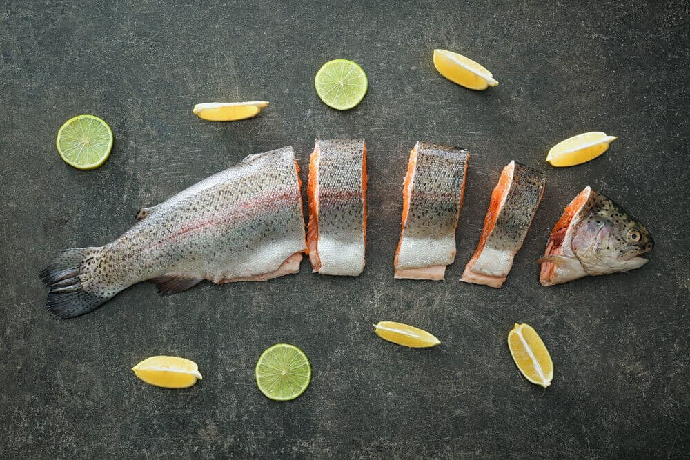 is steelhead trout ok for renal diet