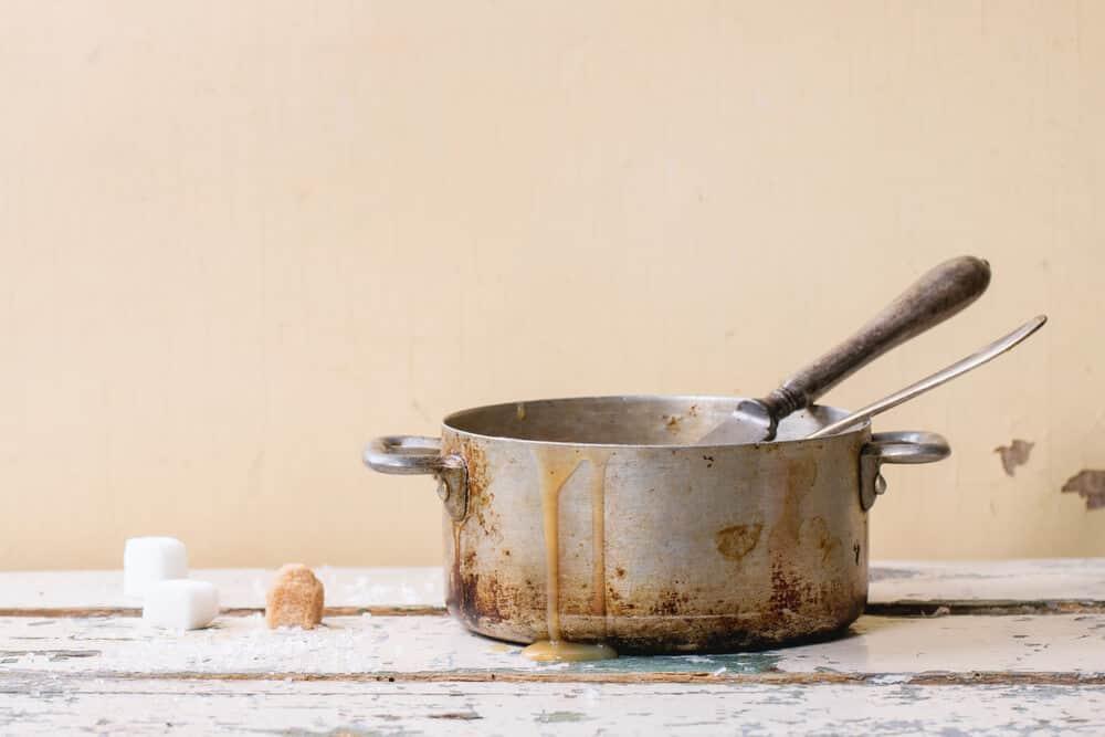best pan for making caramel