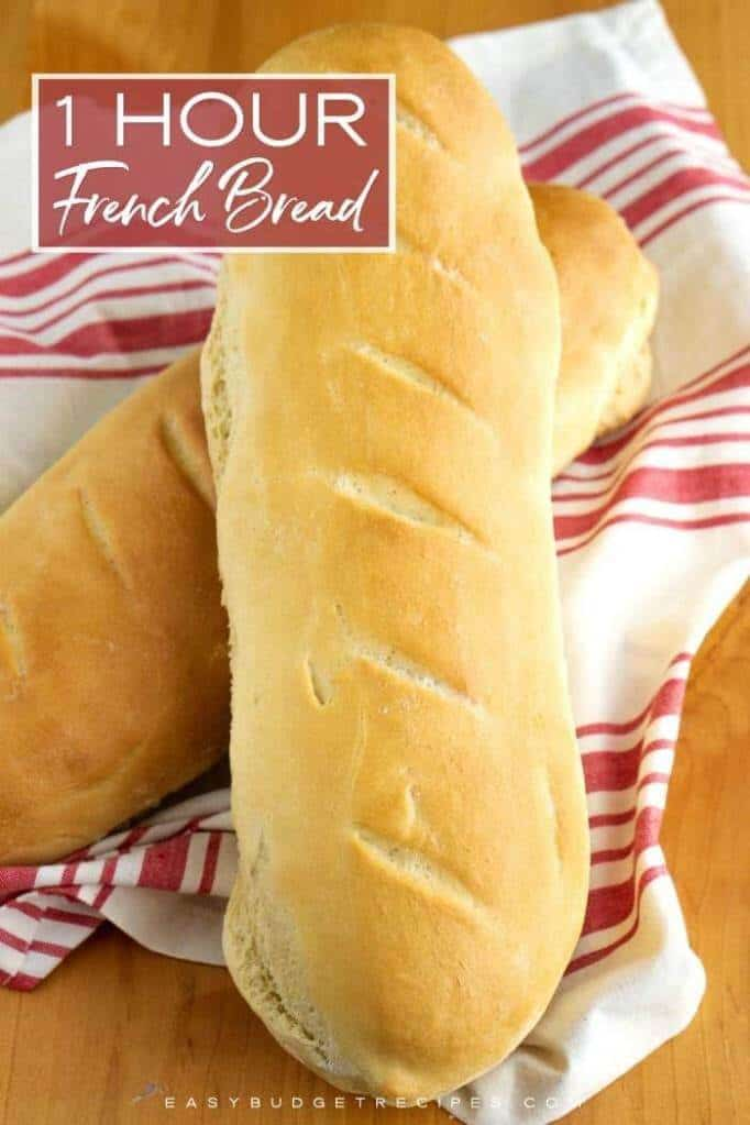 1-Hour French Bread