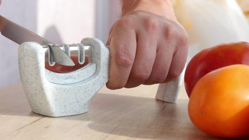 home knife sharpening