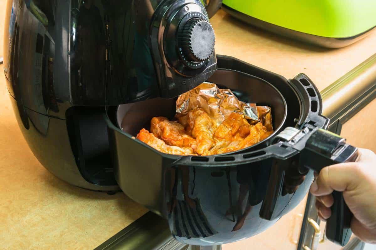 How to Cook Frozen Chicken Tenders in Air Fryer