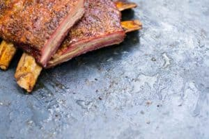 How to cook beef ribs on the grill