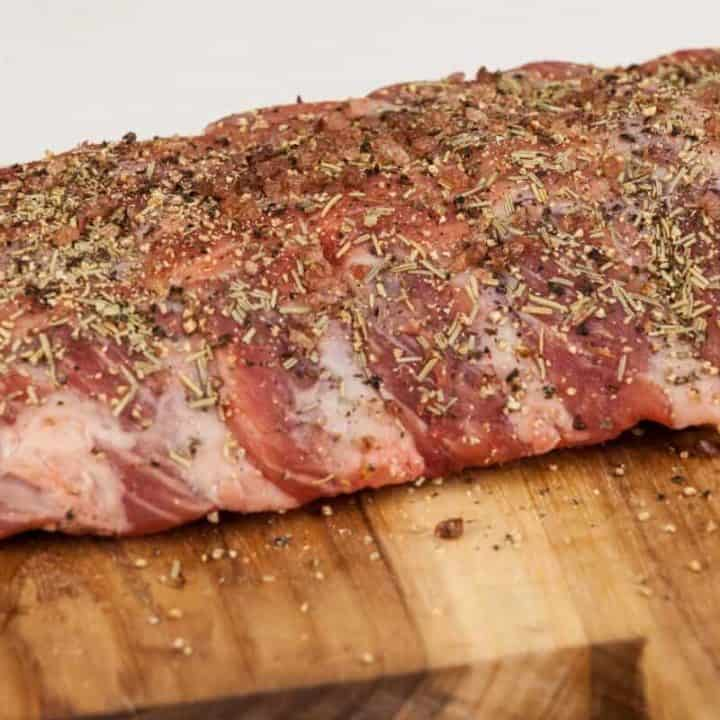 dry rub for beef ribs