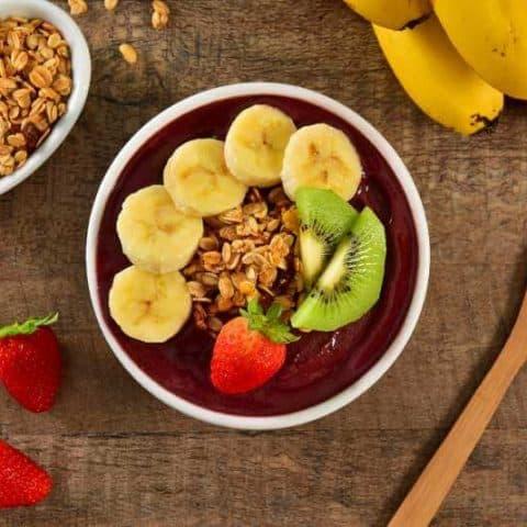 Power Berry Açai Bowl