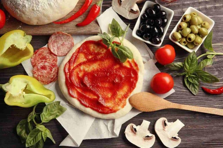 How To Make Pizza Sauce Using Tomato Sauce: Quick And Easy Way