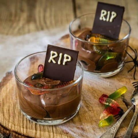 The Dark Chocolate Mousse Recipe
