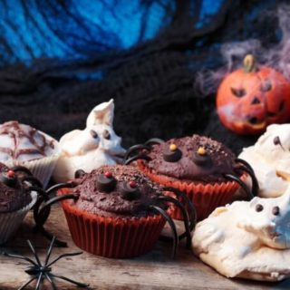 The Cupcake Tarantula Recipe