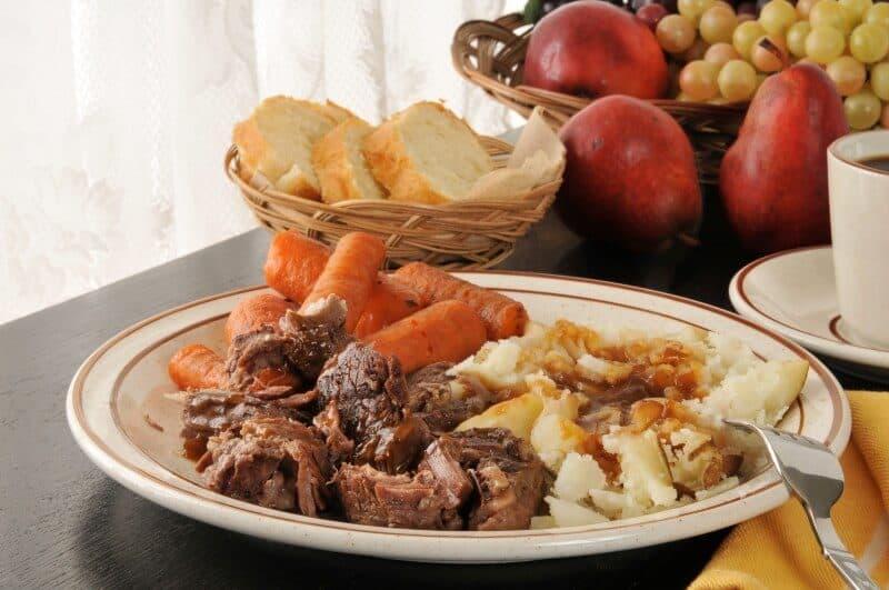 chuck roast meal