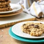 Classic Oatmeal Raisin Cookie
