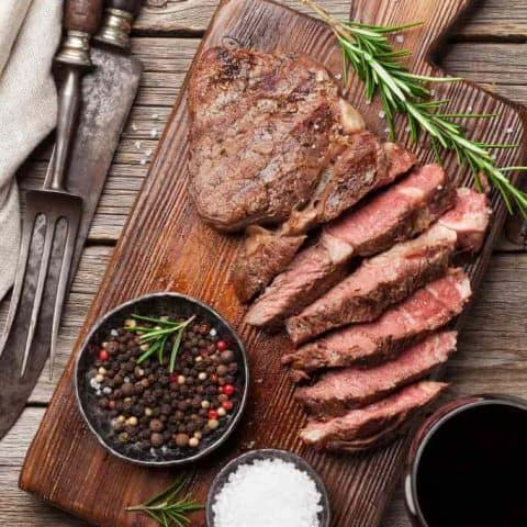 london broil with herbs