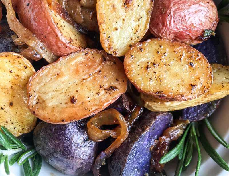 Rosemary Potatoes
