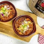 Secret Instant Pot Pulled Pork Chili Recipe