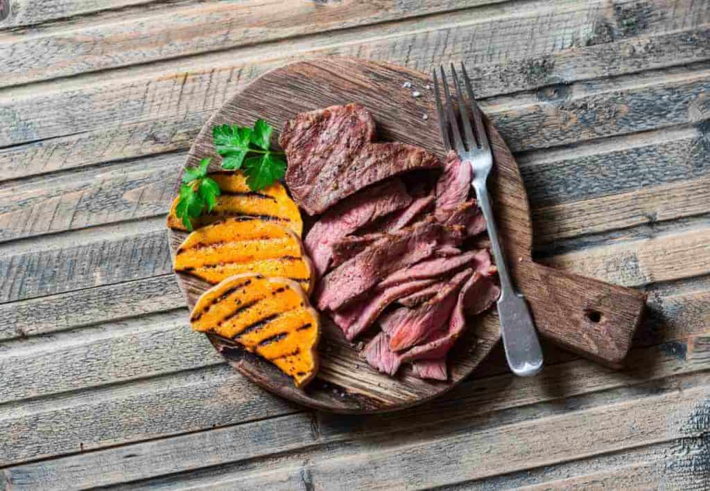 what to serve with london broil