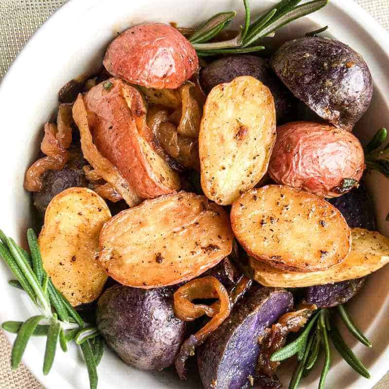 rosemary potatoes side dish