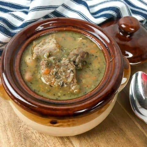 Gluten-Free 15 Bean Soup