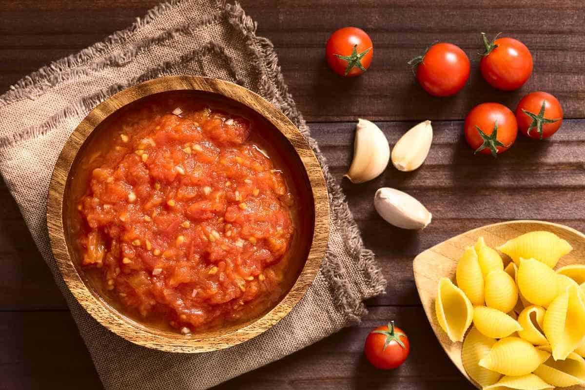 Is Marinara Sauce Same as Pasta Sauce