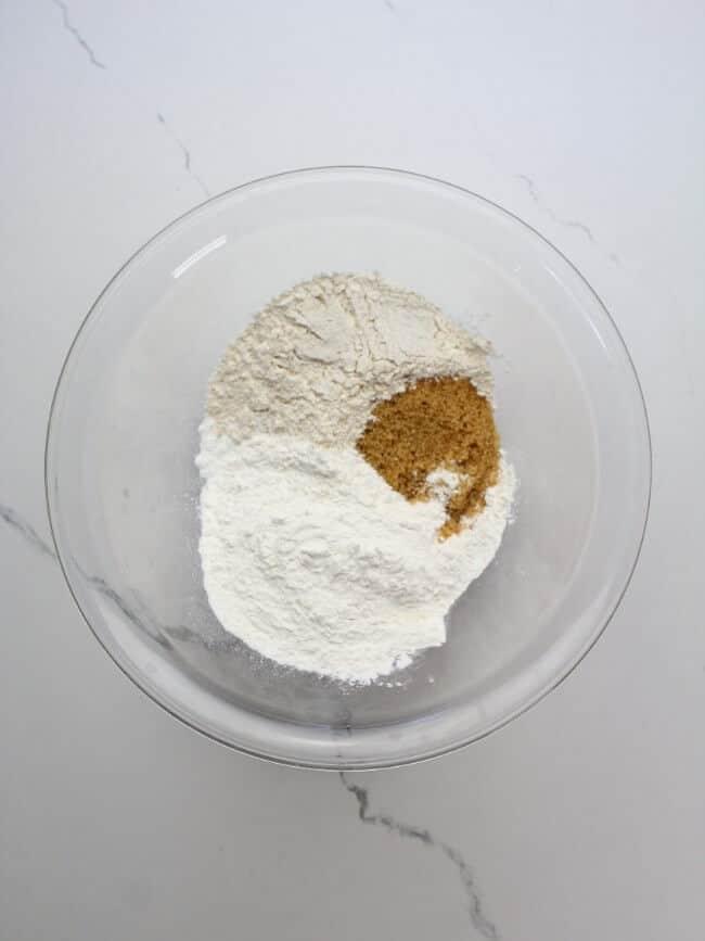 corn dog batter dry ingredients