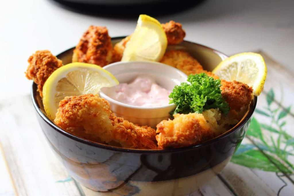 Fish Sticks In Air Fryer