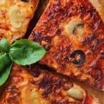 Frozen Pizza in Air Fryer