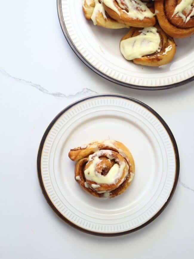 Comfort Food Cinnamon Rolls