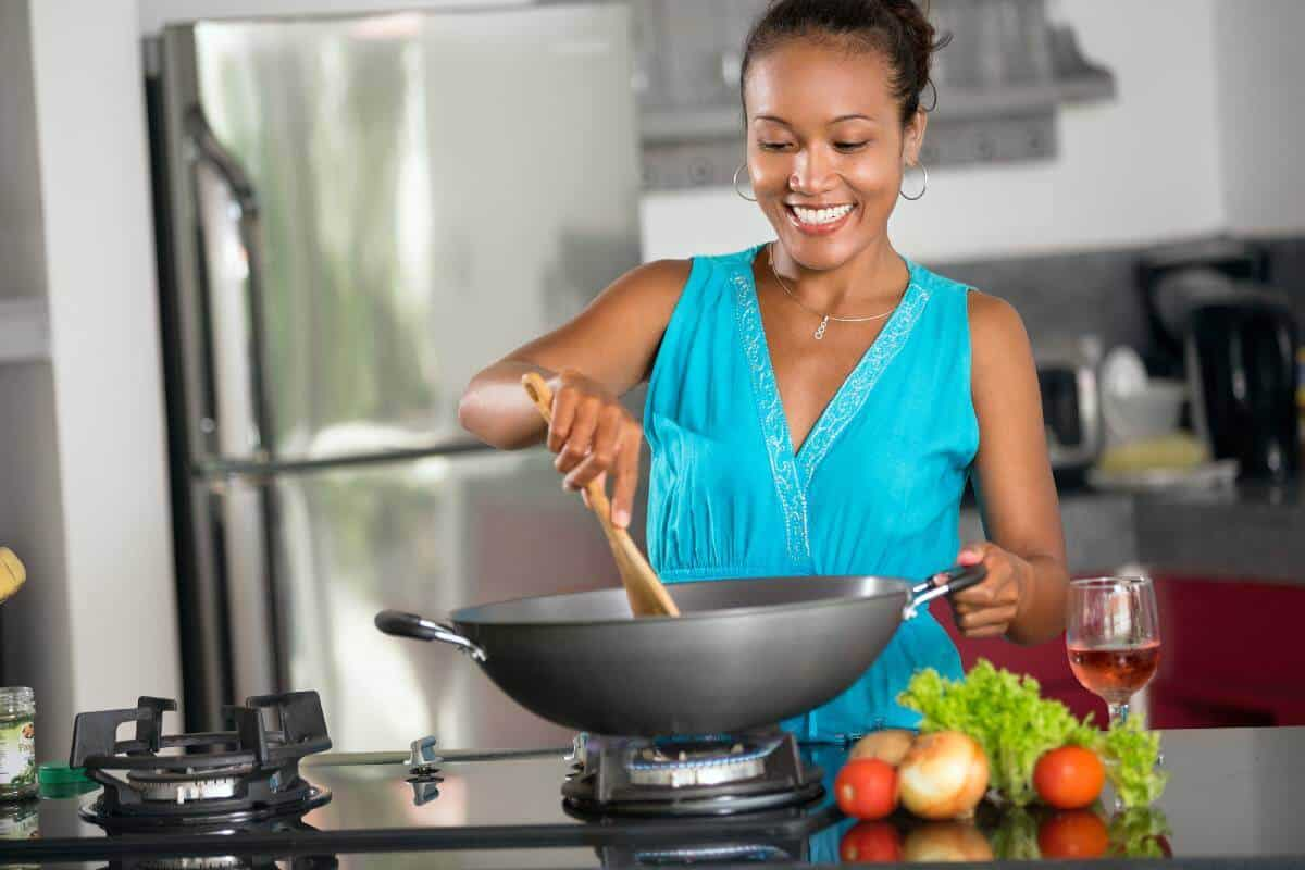 The best induction wok