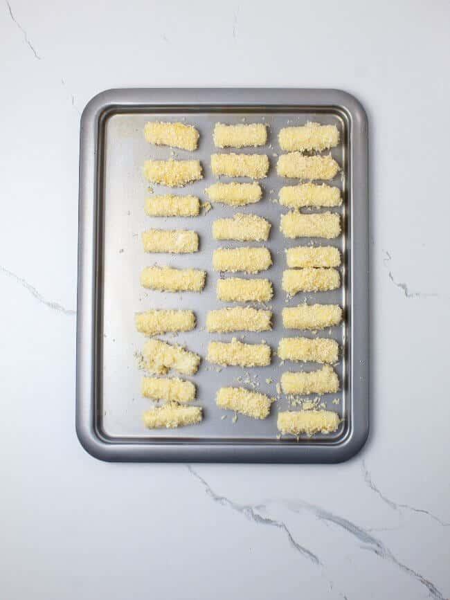 Breaded Mozzarella