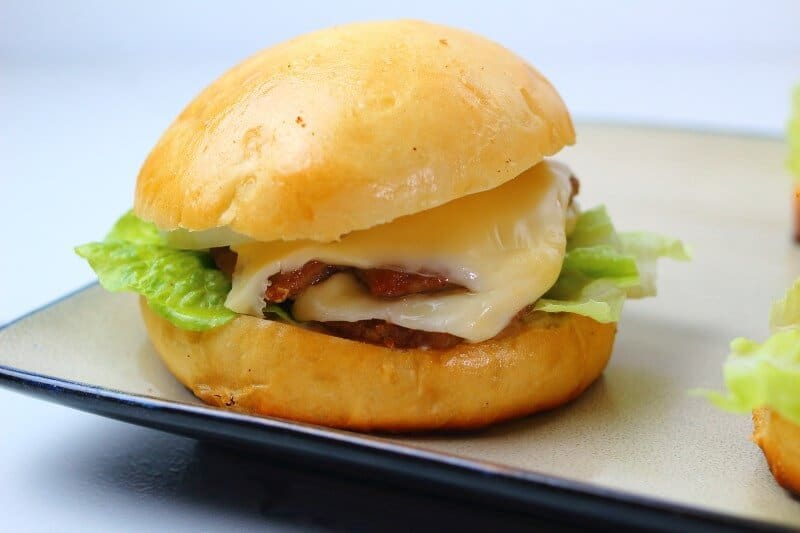 Mouth Watering Burger
