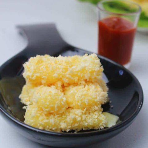 Mozzarella cheese stick recipe