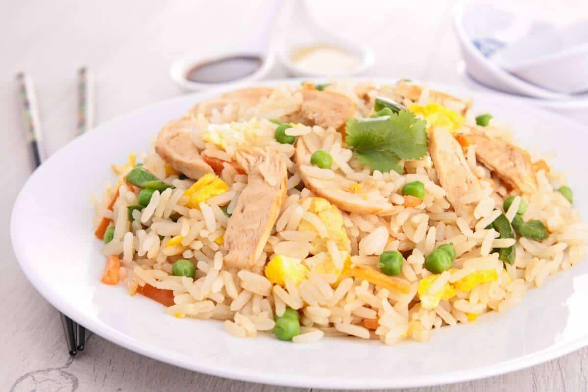 Benihana's Fried Rice Recipe