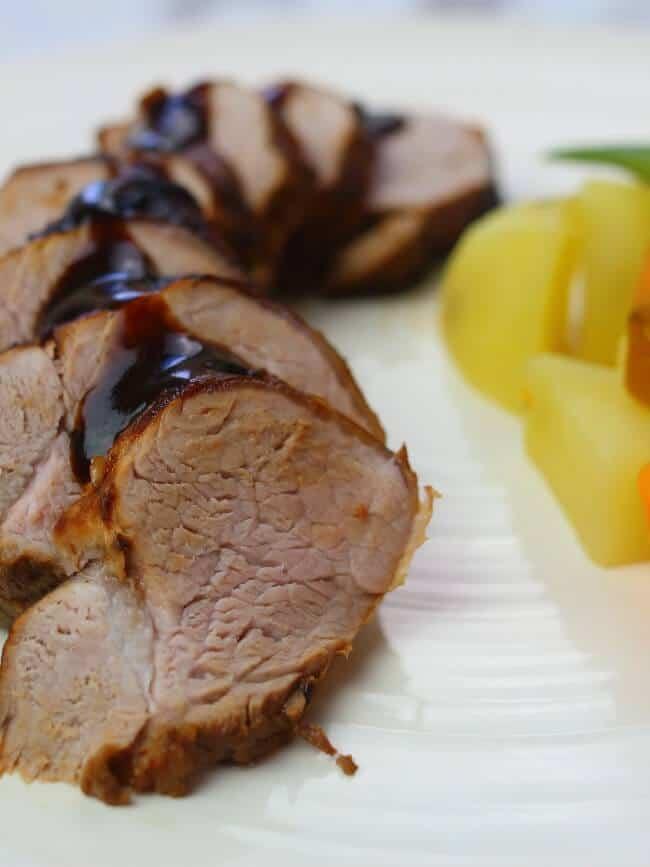 Delightful Pork Tenderloin