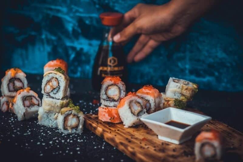Delightful Sushi