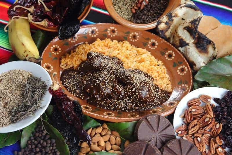 Hormigas Infused Mole Sauce