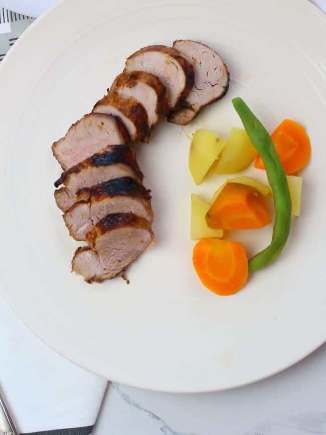 Pork And Veggies
