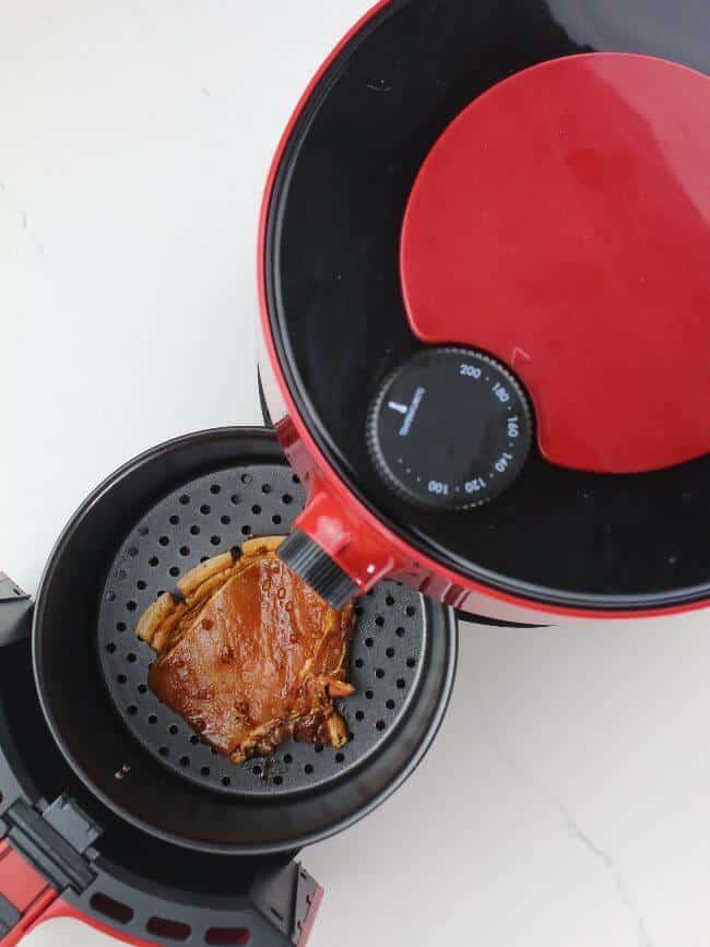 Pork Chops In Basket