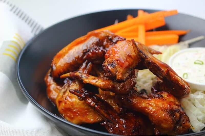 air fried chicken focus