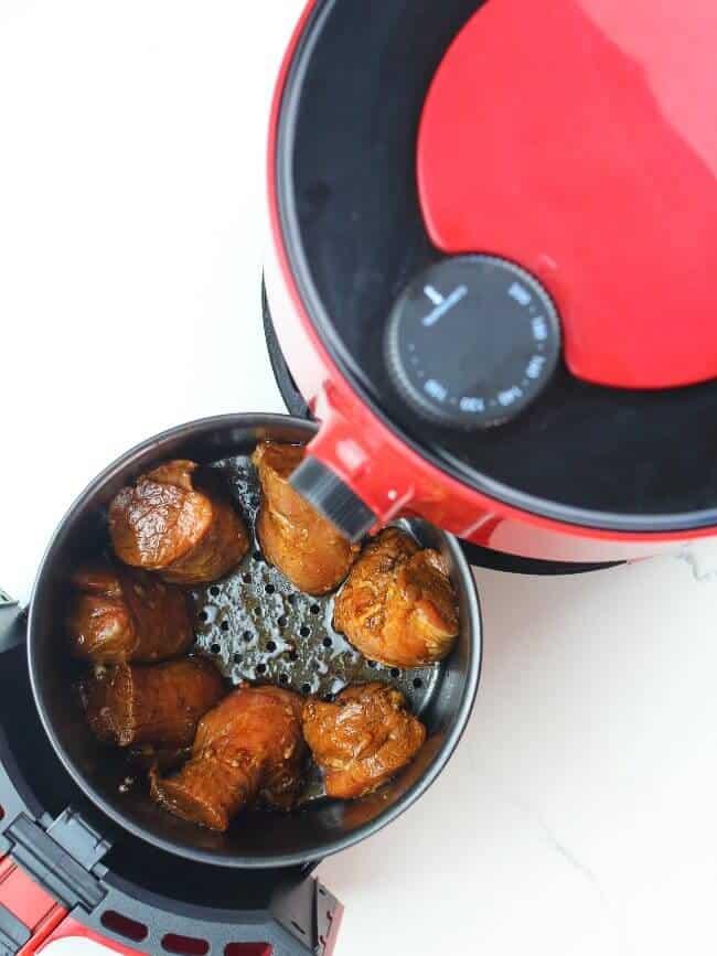 air fryer pork chop