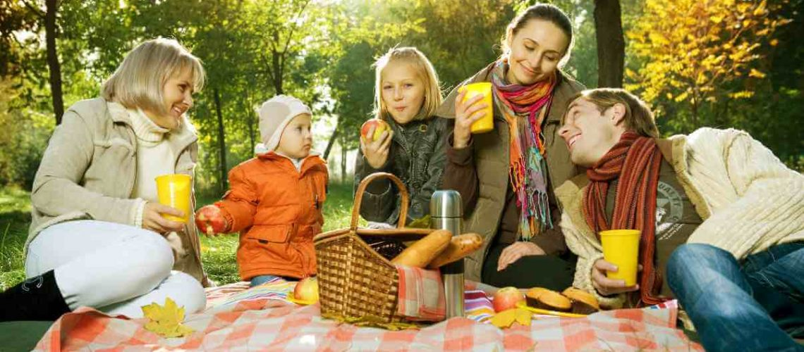 7 Reasons Why Picnic is Good for You