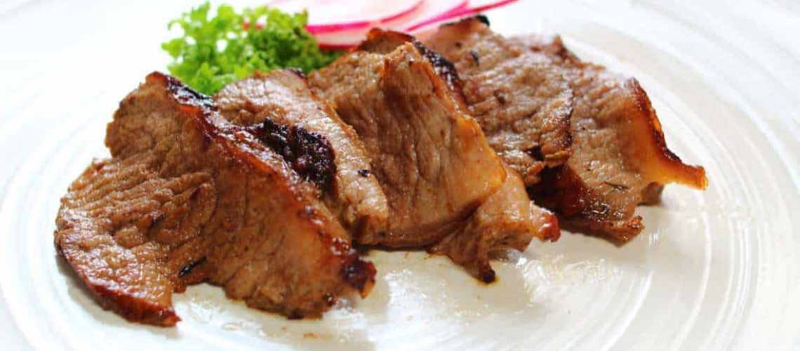 Air Fryer Roast Beef