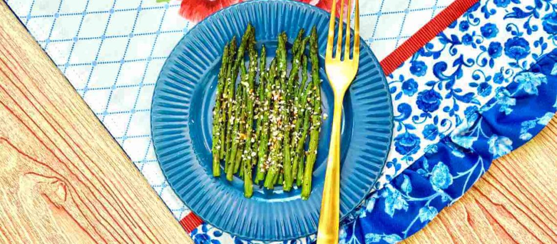 Quick and Easy Sheet Pan Asparagus